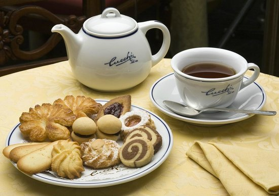 Photo of Cafe Pasticceria Cucchi at Corso Genova, 1, Milan, Italy