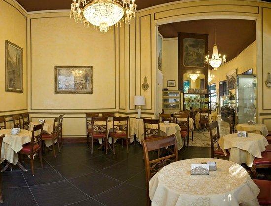 Sala Da The Milano.Sala Da Te Picture Of Pasticceria Cucchi Milan Tripadvisor