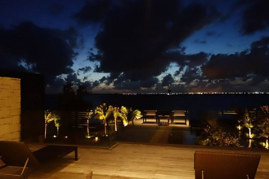 NIZUC Resort and Spa: View from room