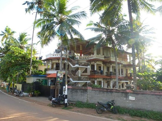 Thiruvambadi Beach Retreat: отель