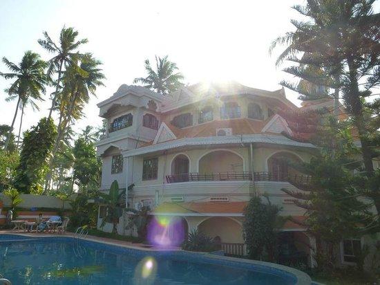 Thiruvambadi Beach Retreat: отель