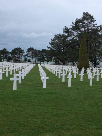Battle of Normandy Tours: Such an amazing place