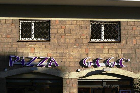 Pizza Gege