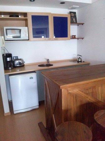 Callao Plaza Suites: Cocina