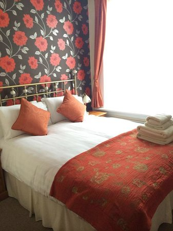 Emsley Guest House : Our room