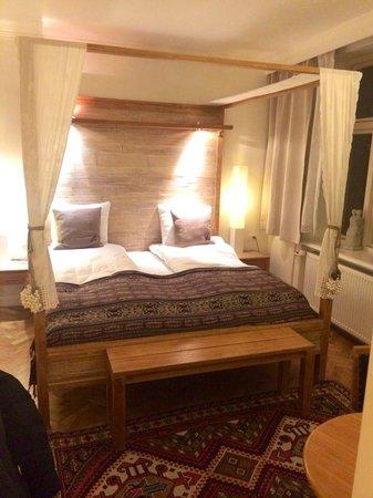 Axel Guldsmeden - Guldsmeden Hotels : Stunning room