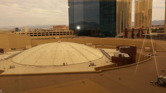 Planet Hollywood Resort & Casino : view from room