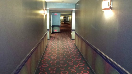 Planet Hollywood Resort & Casino : Hall way