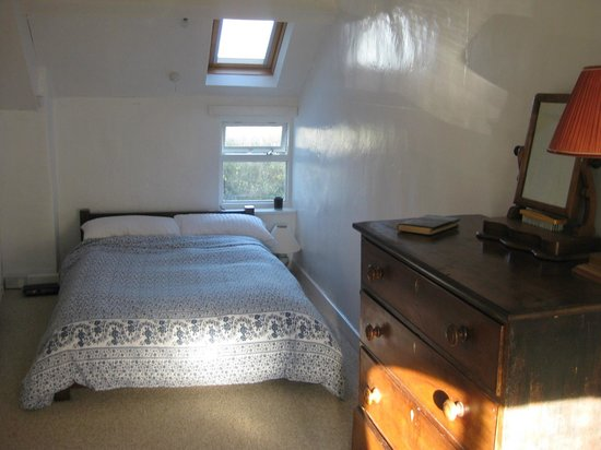 Llanafan, UK: Double room