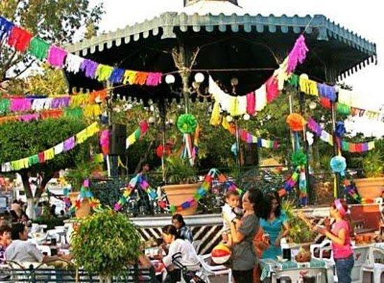 Hotel Ajijic Paza Suites: plaza de ajijic
