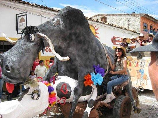 Hotel Ajijic Paza Suites: carnaval