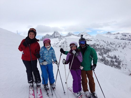 Grand Targhee Ski Resort: Family Fun