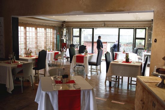 Hands On Retreat Craighall: Dining room