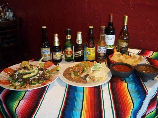 Los Cabos Mexican Restaurant: Some Beers