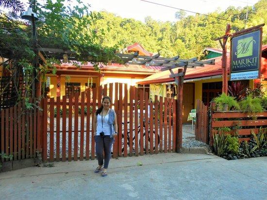 Marikit Pension (El Nido): Entrance