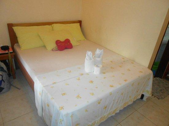 Marikit Pension (El Nido): Comfortable bed