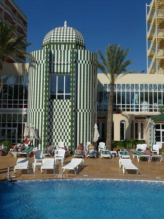 IFA Buenaventura Hotel: Nachmittags am Pool