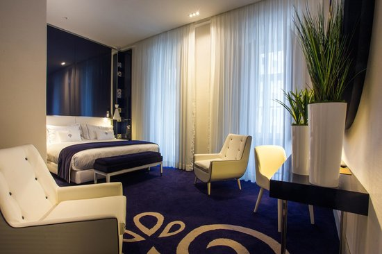 Hotel Portugal: Quarto