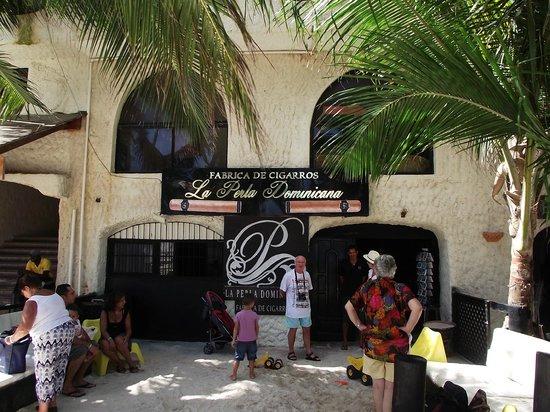 La Perla Dominicana