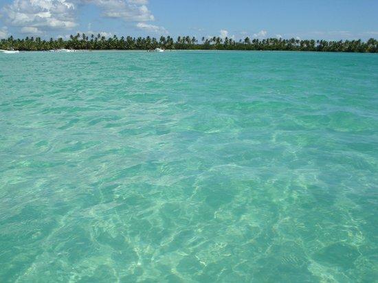 Saona Island: Скучаю по этому морю...