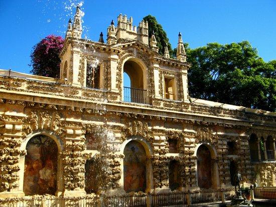 Alcazar : Fountains