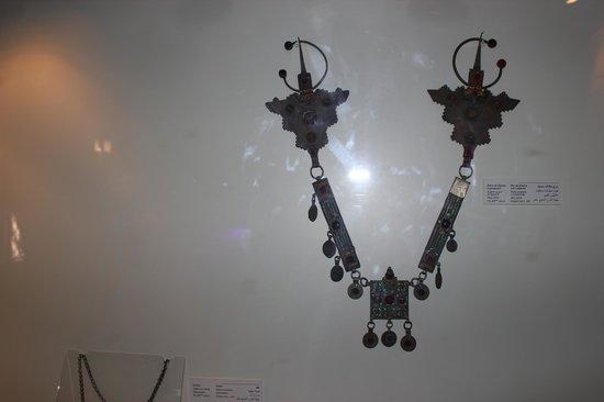 Oudaia Museum : Collar bereber
