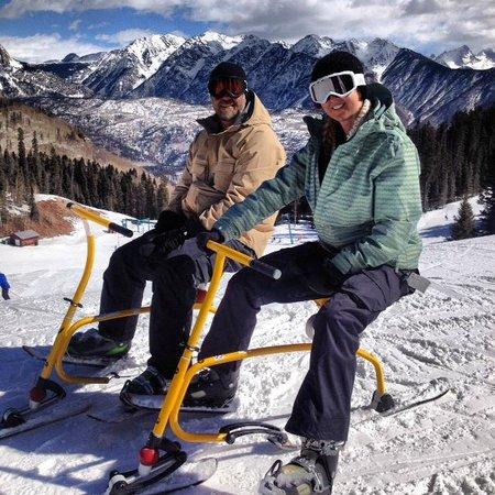 Durango Snowbike Experience: Snowbike