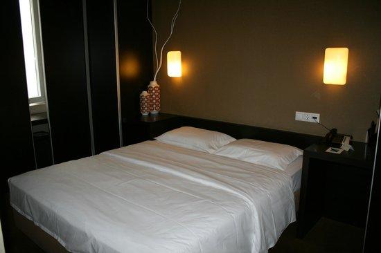Hotel Expo Astória : Nuestra habitación. La 516