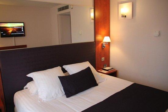 Hotel Ampere Paris: chambre