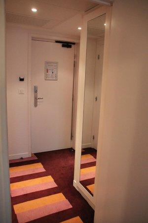 Hotel Ampere Paris: entrée
