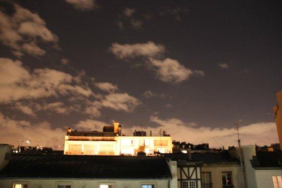 Hotel Ampere Paris: vue de la chambre