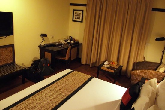 Ansara Hotel : our room