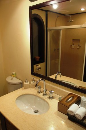 Ansara Hotel: The bathroom