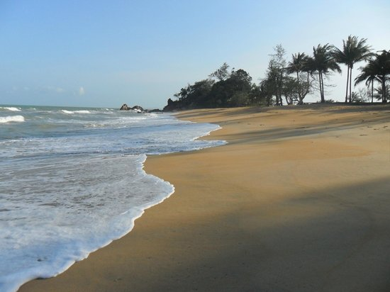 Club Med Cherating Beach: Beach near Zen Piscine