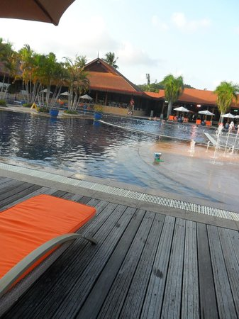 Club Med Cherating Beach: Main Pool