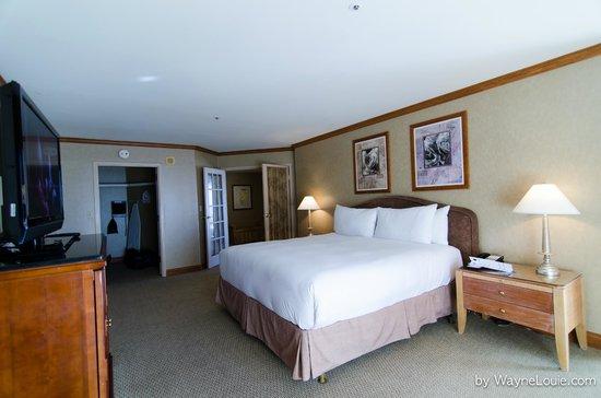 InterContinental Los Angeles Century City : Bedroom