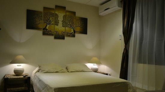 Hotel Villa Creole: Deluxe Double