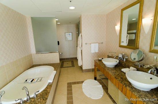 InterContinental Los Angeles Century City : Bathroom 02