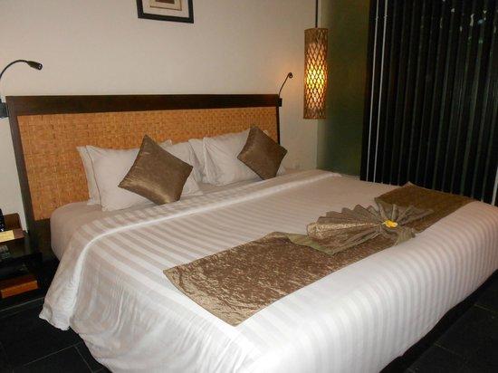 Kuta Seaview Boutique Resort & Spa: La chambre