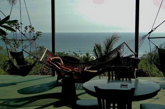 Santa Teresa Surf Vista Villas: Hammock after a day on the ocean