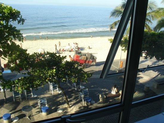 Hotel Arpoador: Vista dalla camera