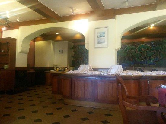 Fortune Hotel Sullivan Court : dining area