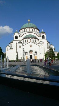 St. Sava Temple (Hram Svetog Save): Храм Святого Савы