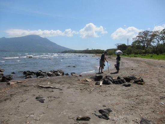 Finca San Juan de la Isla: beach