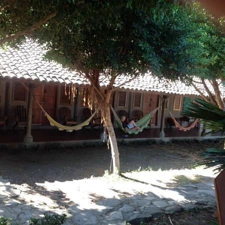 Finca San Juan de la Isla: siesta
