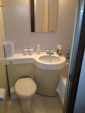 Tokino Yu : bathroom
