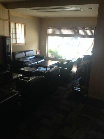 Tokino Yu: lobby/breakfast seating