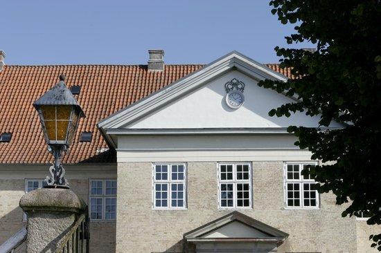Skjoldenaesholm Hotel & Conference Center: Indgangs døren