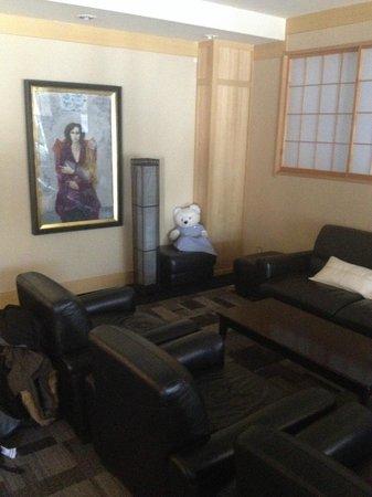 Tokino Yu: lobby/seating area