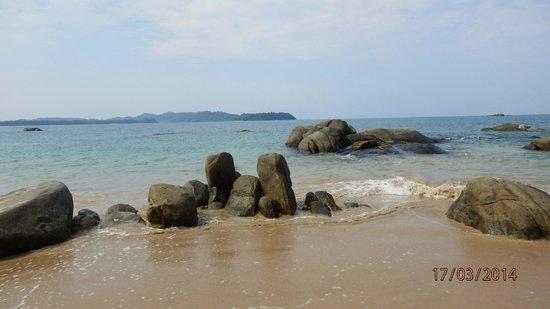 Khaolak Merlin Resort: Merlin Hotel Beach View